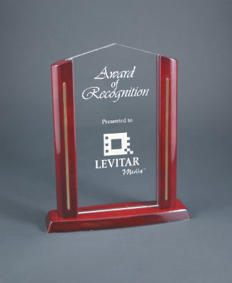 award of recognition levitar