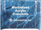 marble acrylic award